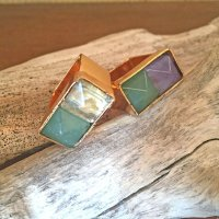 Crystal SquareRing 2color