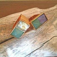 Crystal SquareRing 2color