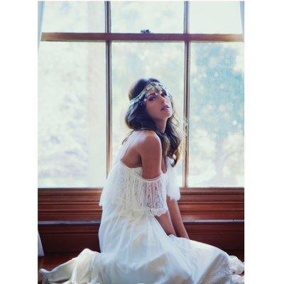 画像1: Grace loves lace Dress レンタル(ロング)