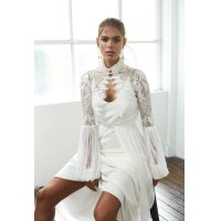Grace loves lace Dress レンタル(オルティガ風柄、羽織)