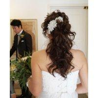 orgablanca レンタル(オルガブランカ)SOPHY HEAD comb Silver(ソフィーヘッドコーム)
