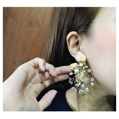 画像3: orgablanca レンタル(オルガブランカ)LOREN earring(ローレンイヤリング)