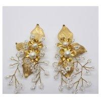 orgablanca レンタル(オルガブランカ)LOREN earring(ローレンイヤリング)